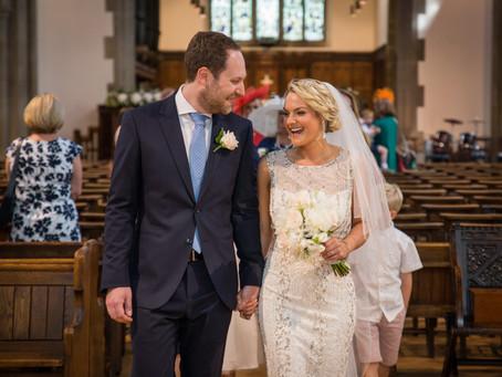 Jesmond Dene House Wedding Photography: Simon and Julie