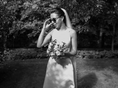 Aikwood Tower Wedding Photography: Renna and Steve