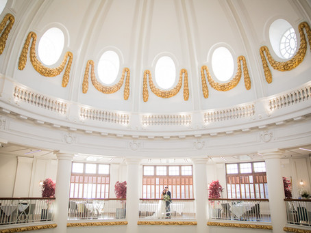 Spanish City Wedding Photography: The Styled Bridal Photoshoot
