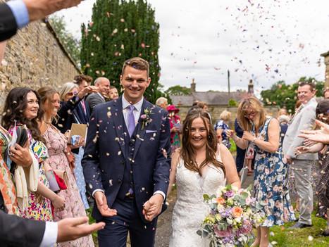 Matfen Hall Wedding Photography: Charlotte and Jack