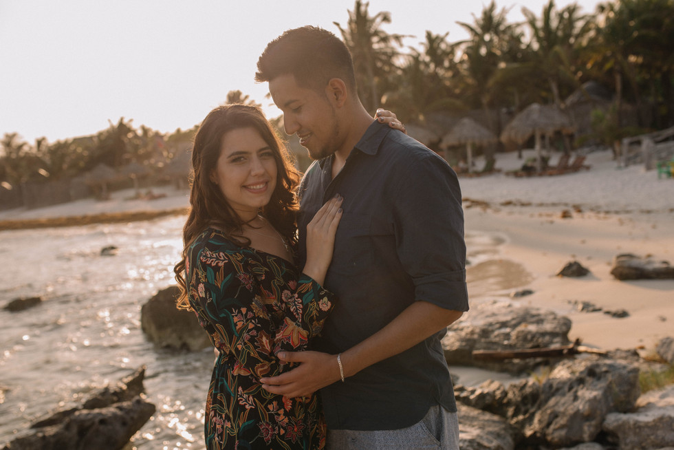 doris alvarez fotografia,tulum, mexico, pre boda, playa, bodas en la playa,