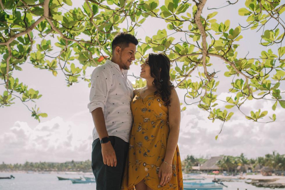tulum, mexico, pre boda, playa, bodas en la playa,