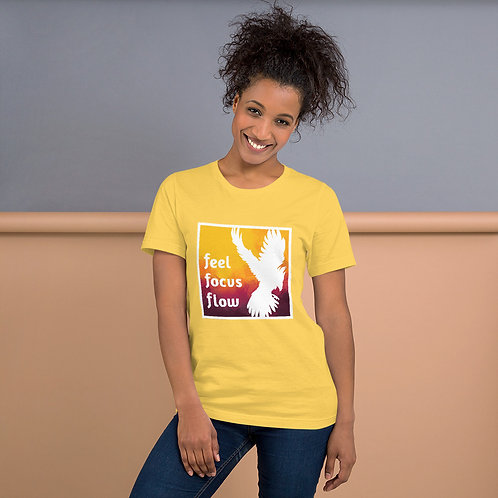 Short-Sleeve Unisex T-Shirt Phoenix Sun Rising