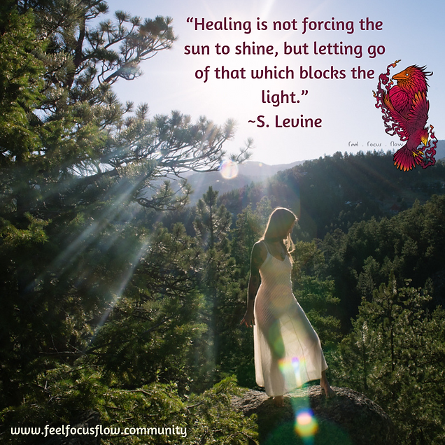 """""""Healing_is_not_forcing_the_sun_to_shine"""