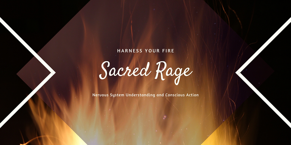 Sacred Rage