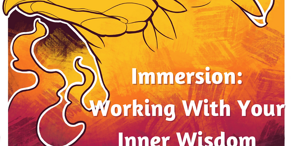 Spring Learning Season Immersion: Working With Your Inner Wisdom