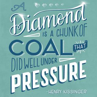 Diamond Quote
