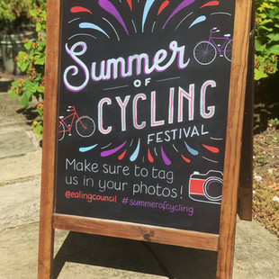Ealing Cycling Festival 2019