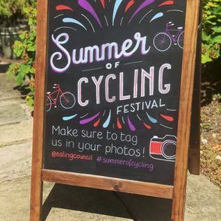 Ealing Cycling Festival 2019