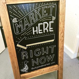 Market A Board