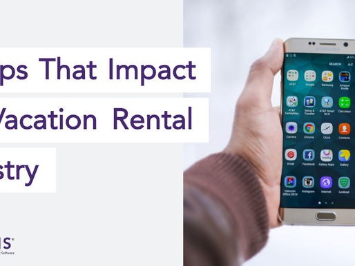 3 Apps that Impact the Vacation Rental Industry