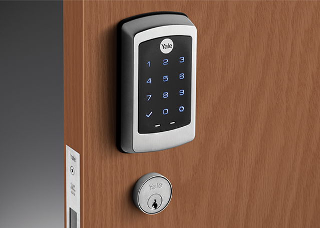 Rently and Yale Mortise Smart Locks