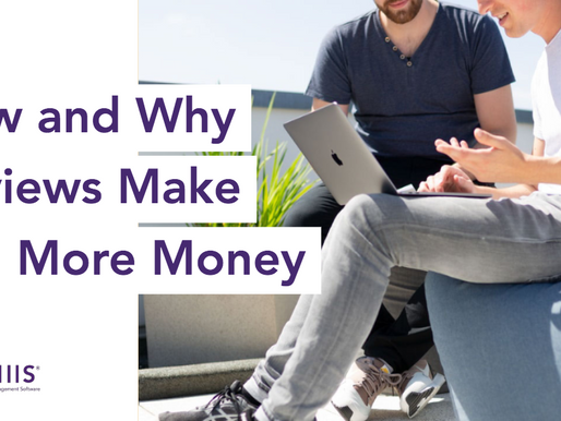 How and Why Reviews Make You More Money
