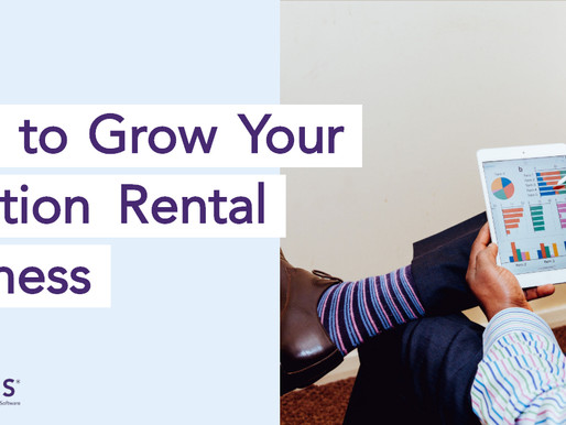 How to Grow Your Vacation Rental Business