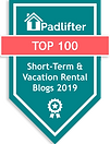 Padlifter Top 100 Short-Term & Vacation Rental Blogs 2019