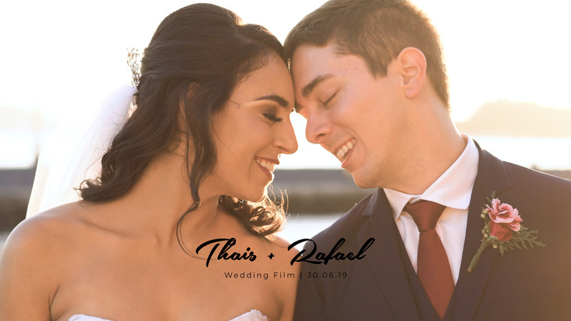 Thais + Rafael