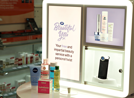 How pharmacies can boost sales with Aram Huvis Skin Scanners