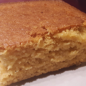 Southern Style Corn Bread Gluten-Free Top 8 Allergy-Free and Vegan Recipe