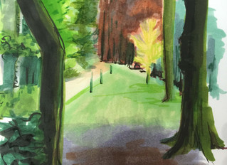 Atelier de peinture à la carte