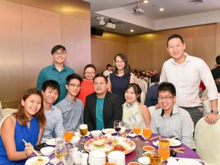 NUSBSA 10th Anniversary Bursary Dinner