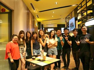 Student Alumni Strategic Meet @ Kith Cafe