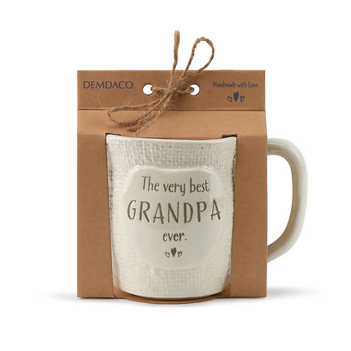 The Very Best Grandpa Ever Mug