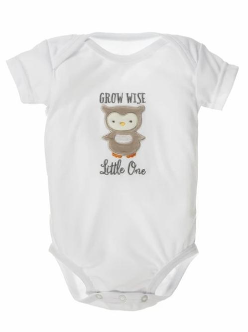 Grow Wise Little One - Diaper Shirt