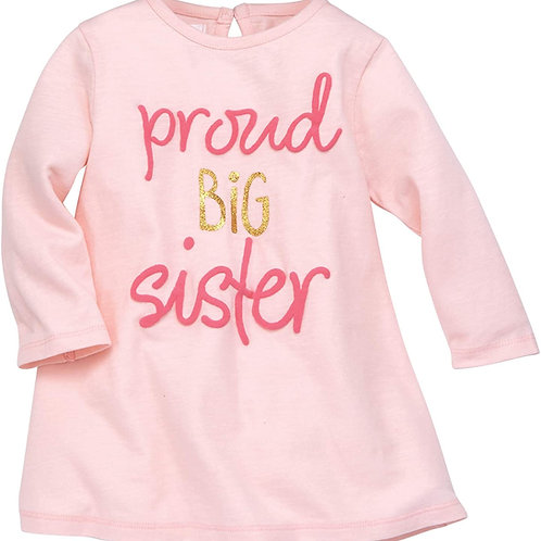 Proud Big Sister T-shirt