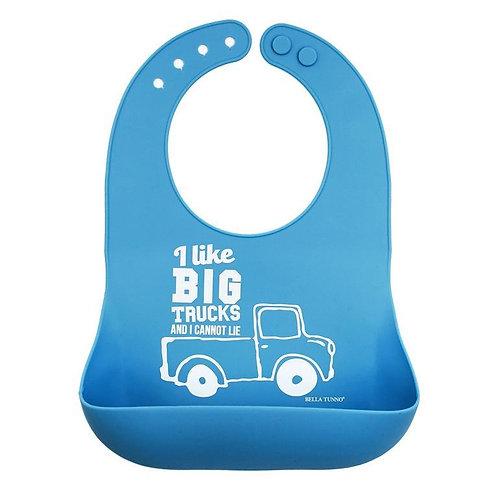 I Like Big Trucks Wonder Bib