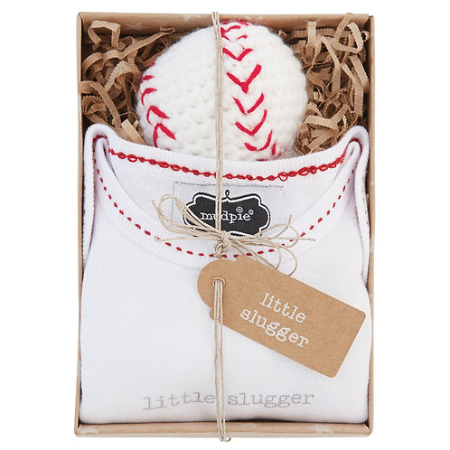 Baseball Crawler & Rattle
