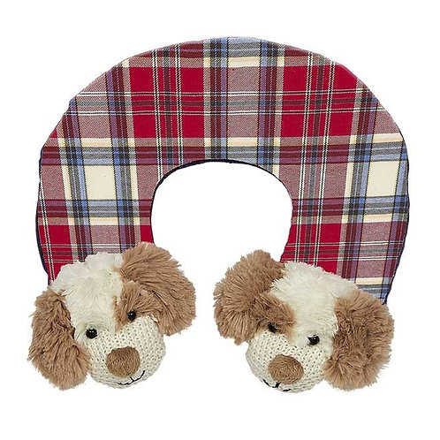 Maison Chic Max the Puppy Travel Pillow