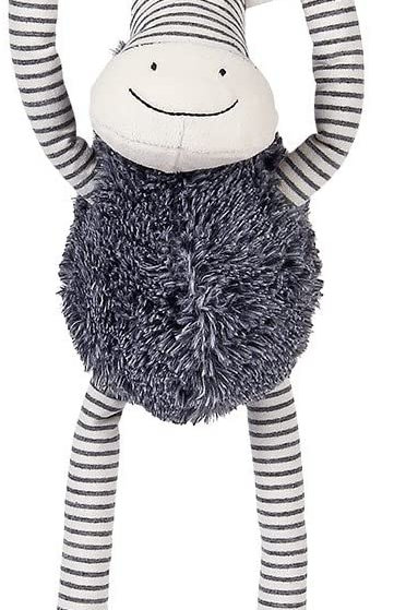 Maison Chic, Zella The Zebra Pully Woolie