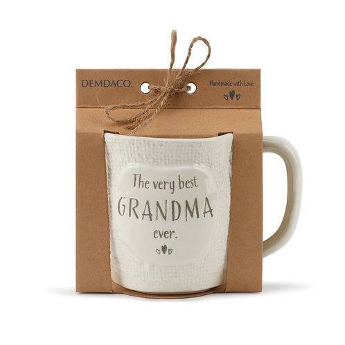 The Very Best Grandma Ever Mug
