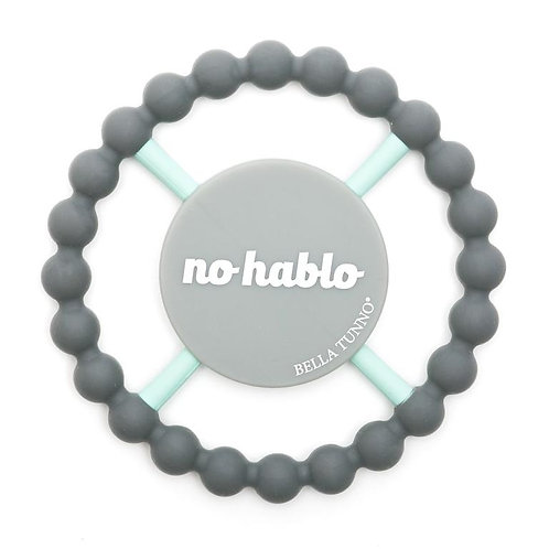 No Hablo Happy Teether