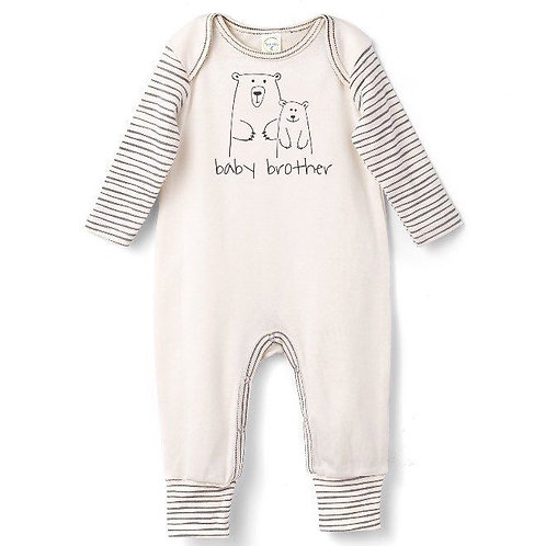 Baby Brother Romper