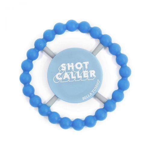Shot Caller Happy Teether