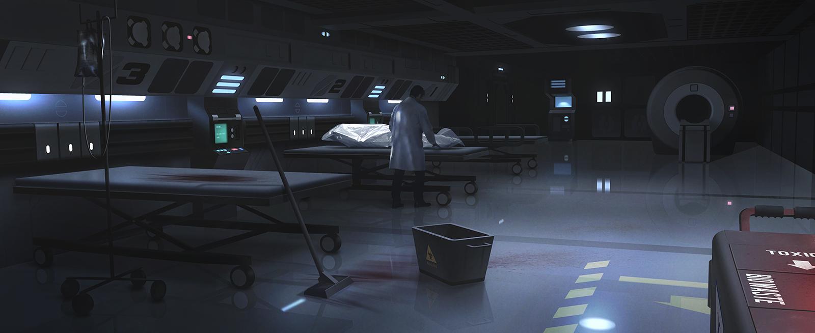 Medical Bay
