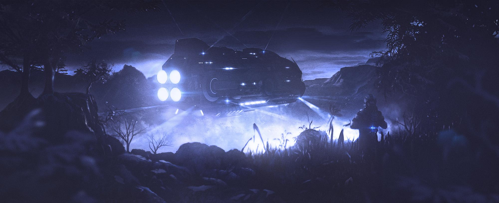 Jungle Landing