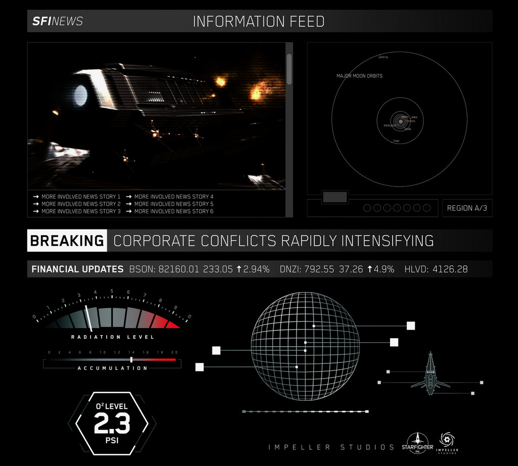 Starfighter Inc Widgets