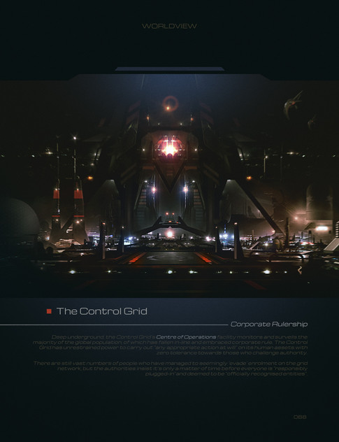 Concept Artist | James Ledger Concept Art
