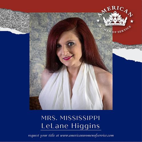 LeLane Higgins