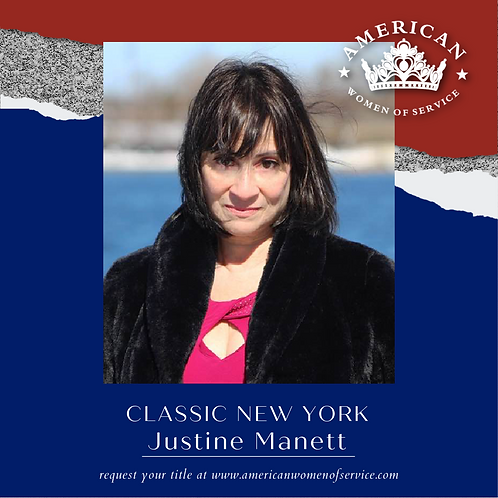 Justine Manett