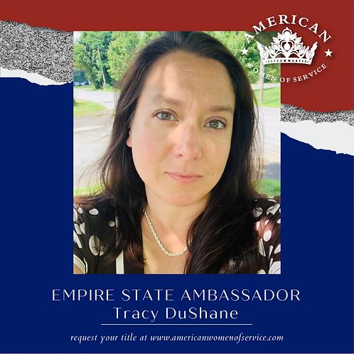 Tracy DuShane
