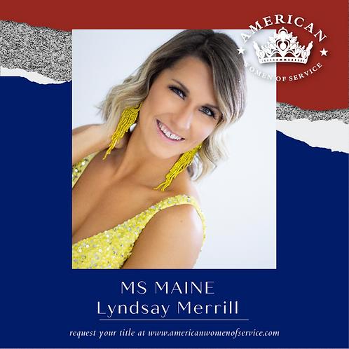 Lyndsay Merrill
