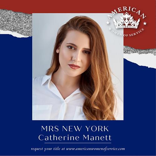 Catherine Manett