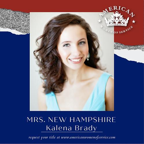 Kalena Brady