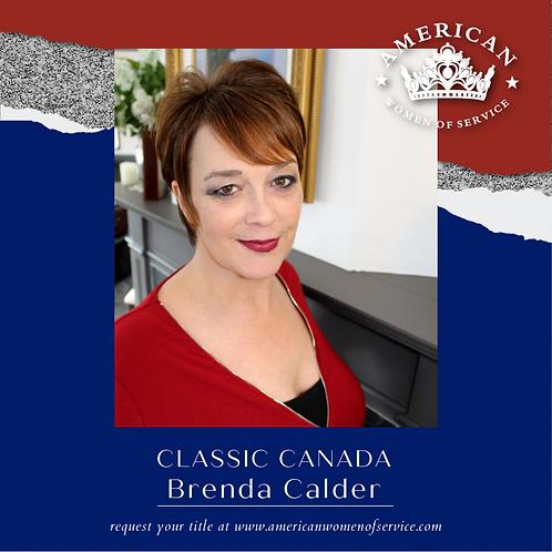 Brenda Calder