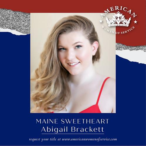Abigail Brackett