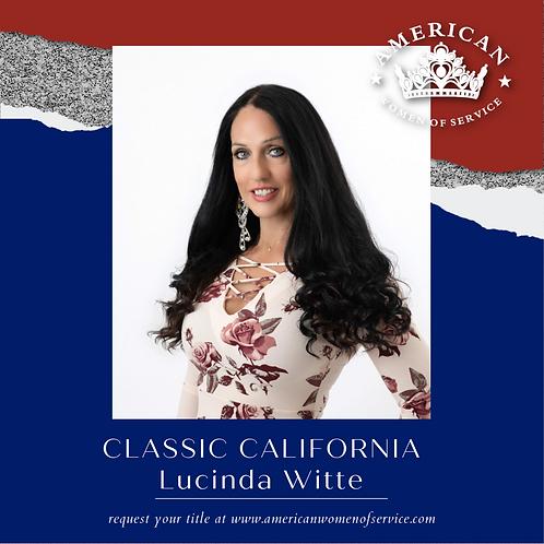 Lucinda Witte