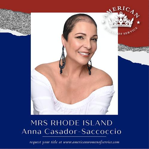 Anna Casador-Saccoccio